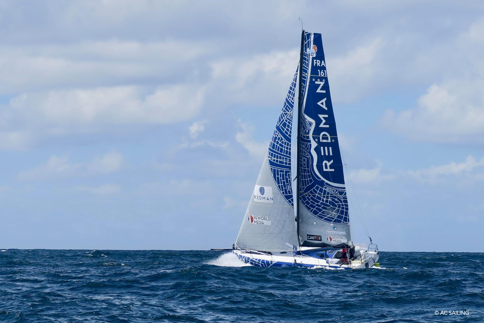 Reedman Sailing